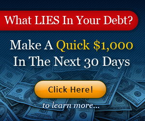 What Lies In Your Debt